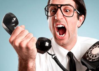 Звонки из банка по чужому кредиту: что делать